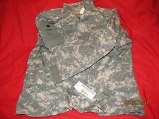 NEW US Miltary Combat Shirt / Coat - Large Short - ACU Digital Camo - BRAND NEW