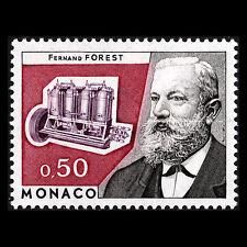 Monaco 1973 - Famous People - Sc 872/8 MNH
