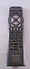 QUASAR VSQS 1599 VCR TV Tower Genuine OEM Remote Control VHQ-940 VHQ-940N