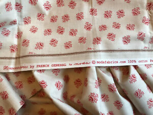 Rouenneries By French General For Moda Fabrics 2.14 M Length