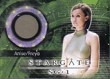 STARGATE SEASON FOUR COSTUME CARD C9 ANISE/FREYA RARE