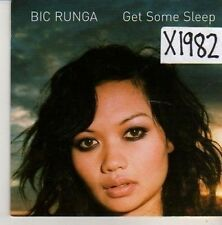 (CN451) Bic Runga, Get Some Sleep - 2003 CD