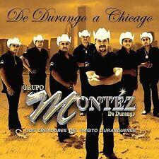 De Durango a Chicago by Grupo Montéz de Durango (CD, Sep-2003, Disa)