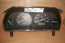 ROVER 25 1999-2003 PETROL NON ABS SPEEDO INSTRUMENT CLUSTER YAC000140 JEWEL 2