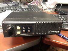 Motorola MaxTrac 100 Mobile Radio VHF   25 watt   2 channel