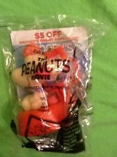 Mcdonalds THE PEANUTS MOVIE #12 FIFI Happy Meal Toy
