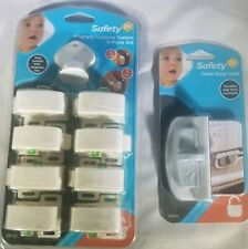 Safety 1st Complete Magnetic Locking System (8 Locks,1 Key) Bonus Oven Door Lock