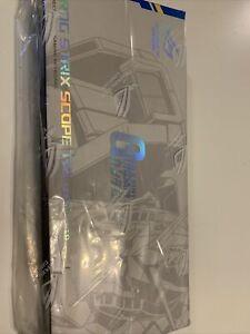 ASUS ROG Strix Scope TKL Gundam Edition Wired Mechanical Gaming Keyboard SEALED