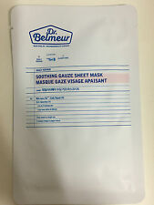 THE FACE SHOP 1sheet Dr.Belmeur SOOTHING GAUZE SHEET MASK