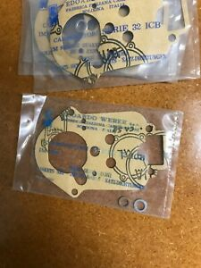 GENUINE NOS WEBER 32 ICB GASKET MINOR TUNE-UP KIT SIMCA
