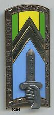 Insigne ,286 promotion ENSOA. , Cinquante ans    , ( matriculé )