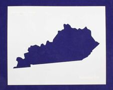 State of Kentucky Stencil -14 mil Mylar Painting/Crafts