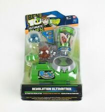 Ben 10 Revolución Ultimatrix Omnitrix Watch & 4 figuras-BanDai 2010