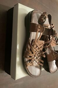 womens sandals size 12 wide