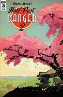 Half Past Danger II Dead To Reichs #3 (Of 5) Cover A Comic Book 2017 - IDW