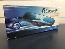 🔥 Wireless Bluetooth V2.0 + Edr Car Kit Hands Free Caller Id Mirror
