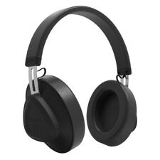 Bluedio TM Bluetooth 5.0 Headphones Wireless Stereo Mic Headset Black Headband