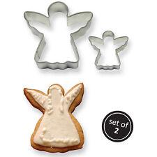 Set 2 Tagliapasta ANGELO ANGIOLETTO per pasta di zucchero/biscotti PME
