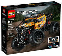 42099 LEGO Technic 4X4 X-treme Off-Roader Truck App Controlled Set 958 Pieces