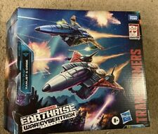 Transformers Generations WFC SEEKER 2-PACK RAMJET & DIRGE Voyager Class Amazon