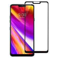 LG G7 ThinQ Schutzfolie Panzerfolie Displayfolie Schutzglas Hart-Glas Full Cover