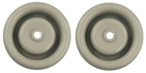 (2) Canister Vacuum Cleaner fit Electrolux Model 60 AE, L, R, F, S Wheel