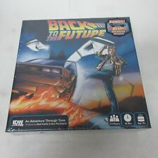 IDW Games Back to the Future Board Game NEW