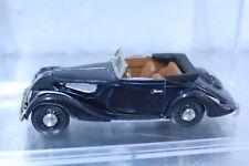 BMW 327 Cabrio 1938 1:43 WALLDORF Miniatures handbuilt PC Box