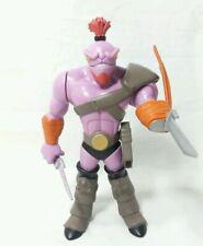 Teenage Mutant Ninja Turtles TMNT BUTTERFLY SWORDS Action Figure Playmates 2004