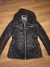 Firetrap Black Coat Ladies
