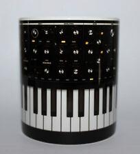 Custom Moog Sub 37 Analog Synthesizer keyboard novelty mug
