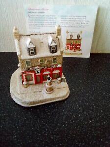 Lilliput Lane Christmas Cheer...with deeds.