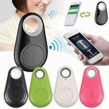 Smart Finder Bluetooth Tracer Pet Child GPS Locator Tag Alarm Wallet Key Tracker