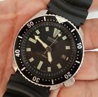 Rare Old Watch, Seiko Sports Diver's Automatic Watch, Scuba Calibre 7002 Japan