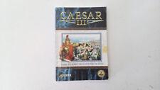 Notice/manuel Caesar 3 III pour Big box PC FR
