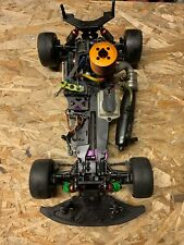 HPI Vintage SUPER RS4 w/ Upgrades , With Rb Motor NITRO  ,  RARE
