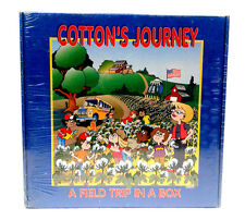 Cotton's Journey-A Field Trip in a Box, Educational Kit by ALACA ~ Grades 1-8