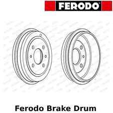 Ferodo Brake Drum - Rear, Diameter: 180, Holes: 4 - FDR329005 - OE Quality