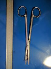 Surgical Bend jaws Scissors 190MM. ALLEN & RANBURY'S Stainless.