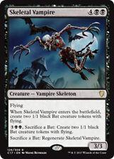 Skeletal Vampire (Skelettvampir) Commander 2017 Magic