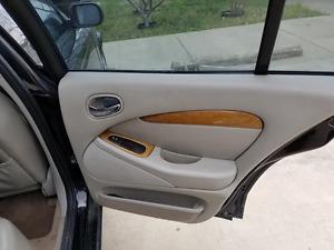 1999 2000 2001 2002 JAGUAR S TYPE RIGHT REAR INTERIOR DOOR PANEL AGM