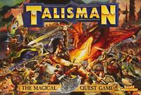 Talisman 3rd Third Edition The Magical Quest Game Main Game Spare Parts 1994