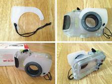 Carcasas submarinas para cámaras de vídeo y fotográficas Canon