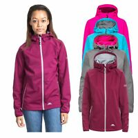 Trespass Sisely Womens Waterproof Softshell Jacket Breathable Hiking Coat
