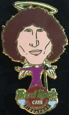 Hard Rock Cafe SINGAPORE 2000 10th Anniversary ROCK STAR PIN - Jim Morrison!
