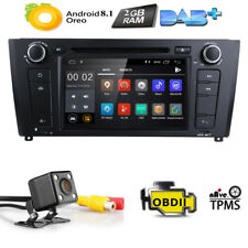 Android 9.0 Car DVD Player GPS Radio for BMW 1 Series E81 E82 E87 E88 116i 118i