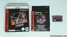 Nes Classics 7 - Xevious - Nintendo Gameboy Advance - GBA