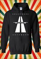Autobahn Kraftwerk Electronic Music Men Women Unisex Top Hoodie Sweatshirt 1809