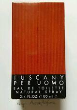 Vintage Aramis Tuscany Per Uomo 100ml EDT Spray for Men Original Formula Rare