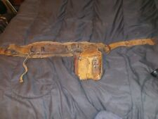 Klein Tools Deluxe Full-Floating Lineman's Body Belt